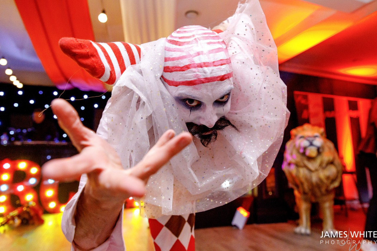 Your circus themed party - top tips for event planning and entertainment