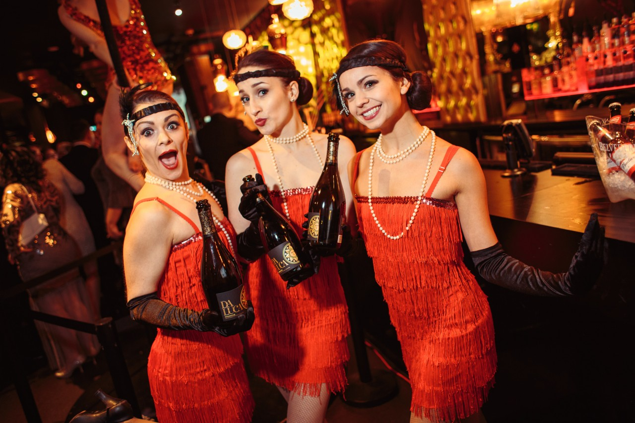 Top tips for Speakeasy entertainment at your 1920's Gatsby party